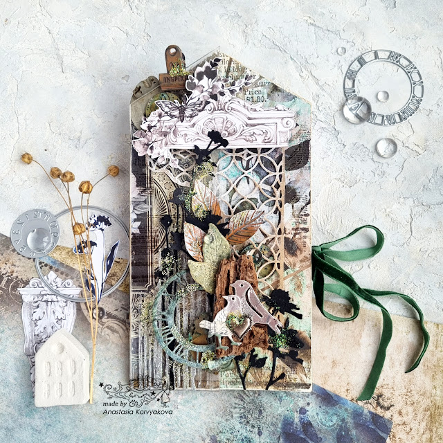 @nastyalena #mimicutdies #scrapbookingalbum