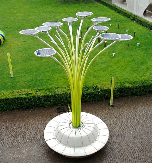 CREDA : Solar Tree