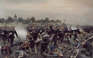 Guerra Austria Prusia