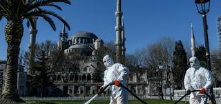 غوتيريش: فيروس كورونا المستجدّ أسوأ أزمة عالمية منذ 1945