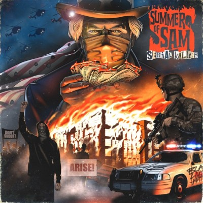 Xzibit, B-Real & Demrick - Serial Killers Presents Summer of Sam (2020) -  Album Download, Itunes Cover, Official Cover, Album CD Cover Art, Tracklist, 320KBPS, Zip album