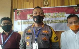 Miris, Polantas di Pontianak Perkosa Siswi SMP Sebagai Ganti Denda Tilang