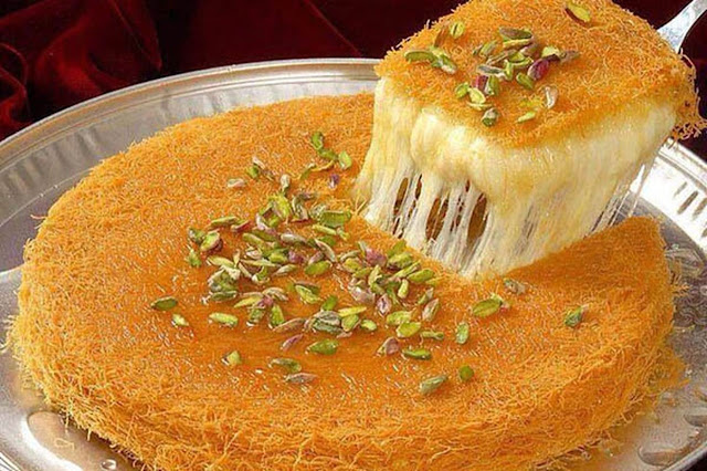 كنافة رمضان بعدة طرق شهية جربيها الآن!