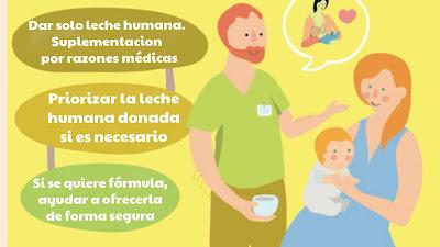 Iniciativa IHAN para una lactancia feliz: Paso seis