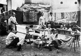 History of Batik Pekalongan Indonesia