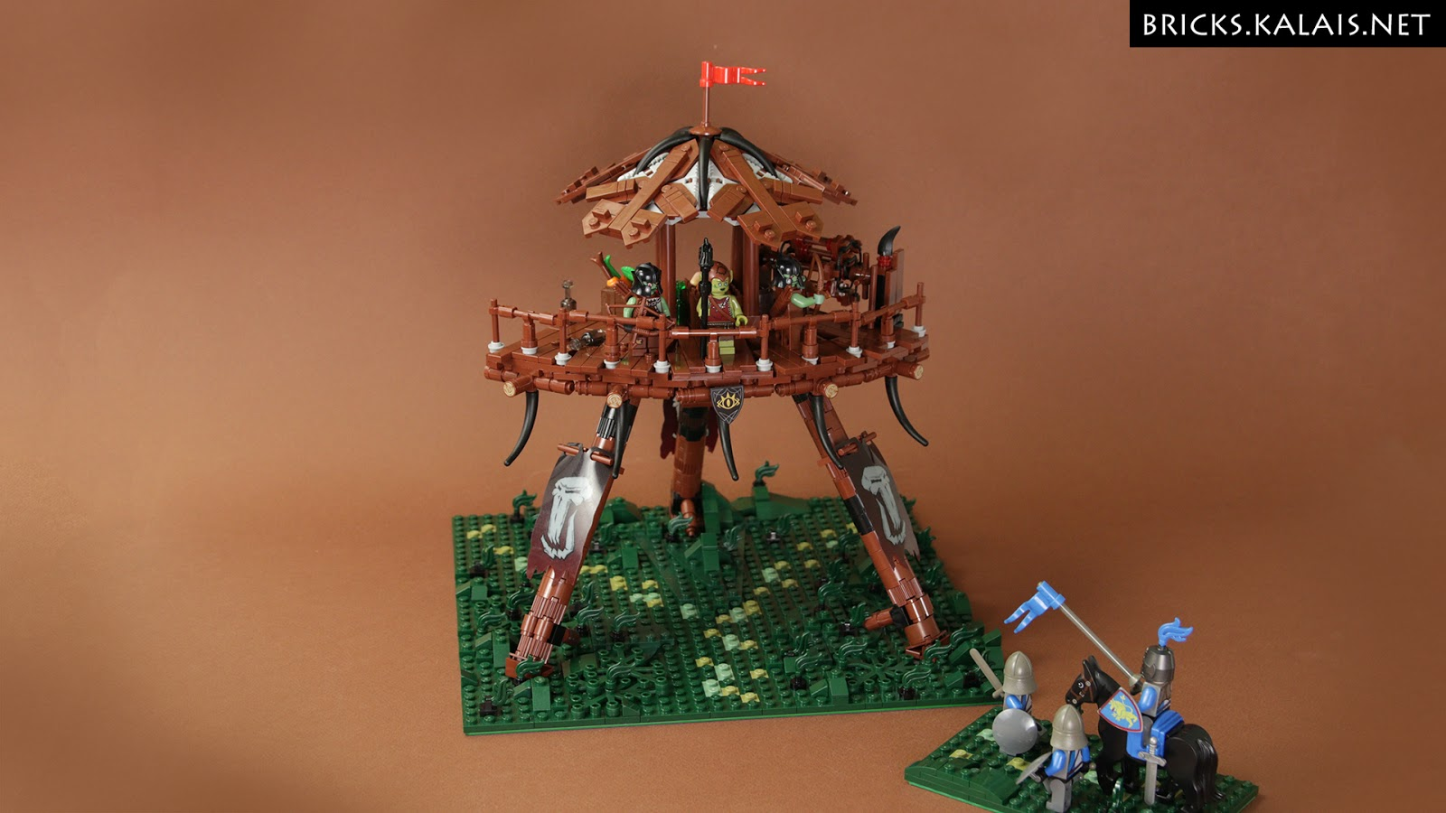 [MOC] Orc Watch Tower