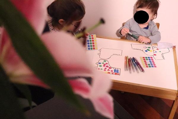activité créative pour enfant