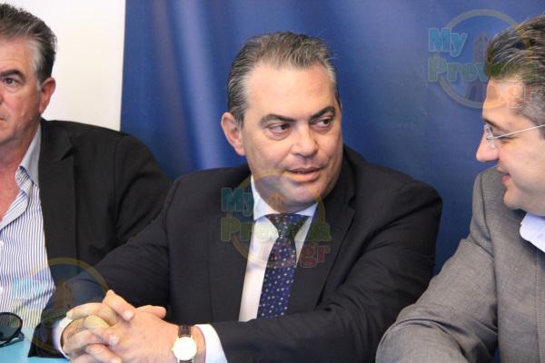 Πρέβεζα: Ερώτηση του Βουλευτή Πρέβεζας Στέργιου Γιαννάκη για τη στέγαση του Ειρηνοδικείου Πρέβεζας