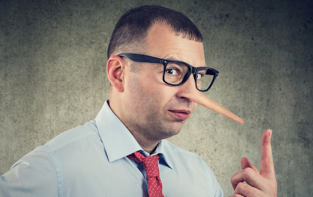 Ecco come fai a sapere quando qualcuno ti sta mentendo in faccia