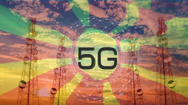 Macedonia agrees for 5G technology