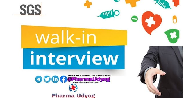 SGS India Pvt Ltd | Walk-In interview for Production at Mumbai on 4 &5th Nov 2020