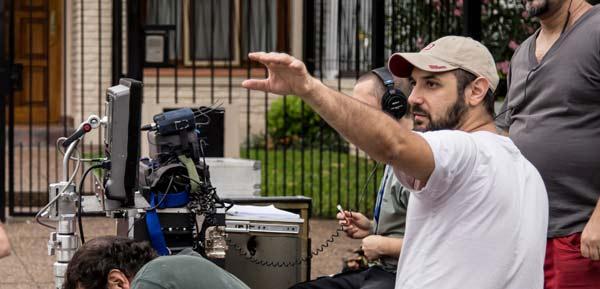 """Entrevista a Demian Rugna, director de """"Aterrados"""""""
