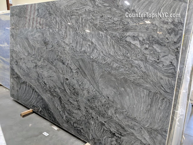 Grey Quartzite Slabs & Countertops NYC