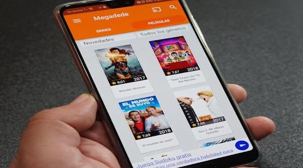 MasDeDe v2.3.3 [Ad-Free] [APK], Magnifica Alternativa a Netflix Para Android, Tablet y Tv Box
