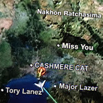 Cashmere Cat, Major Lazer & Tory Lanez - Miss You - Single Cover