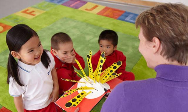 ON THE JOB - Play School Education - Pilihan Tepat Bagi Anak Anda. Apa itu Play School Education?