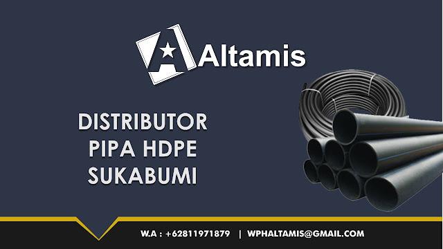Distributor Jual Pipa HDPE di Sukabumi