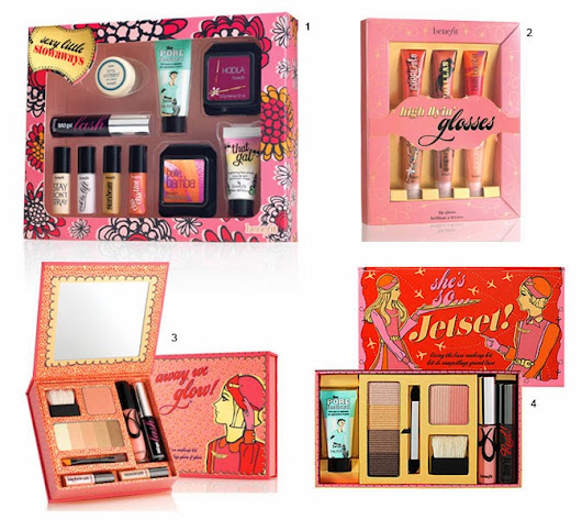 Productos Benefit Kit