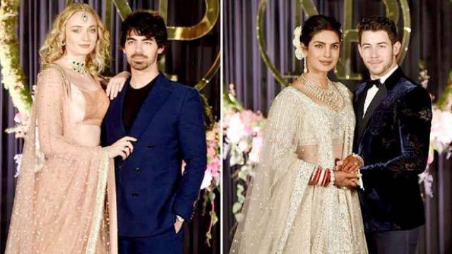 Priyanka Chopra Nick Jonas Joe Jonas Marriage Sophie Turner
