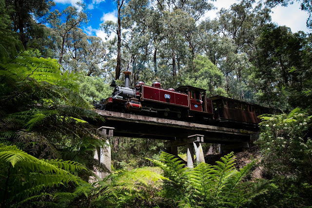 puffing billy australia