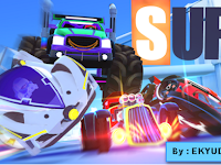 Free Download SUP Multiplayer Racing (Unreleased) Apk Mod v1.0.6 Online Unlimited Money Terbaru