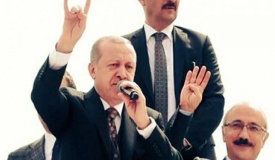Άρχισε τα οθωμανικά κόλπα ο Ερντογάν!