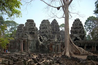 9. Kuil Banteay Kdei