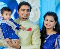 Mrudhula Anchor Family Husband Parents children's Marriage Photos