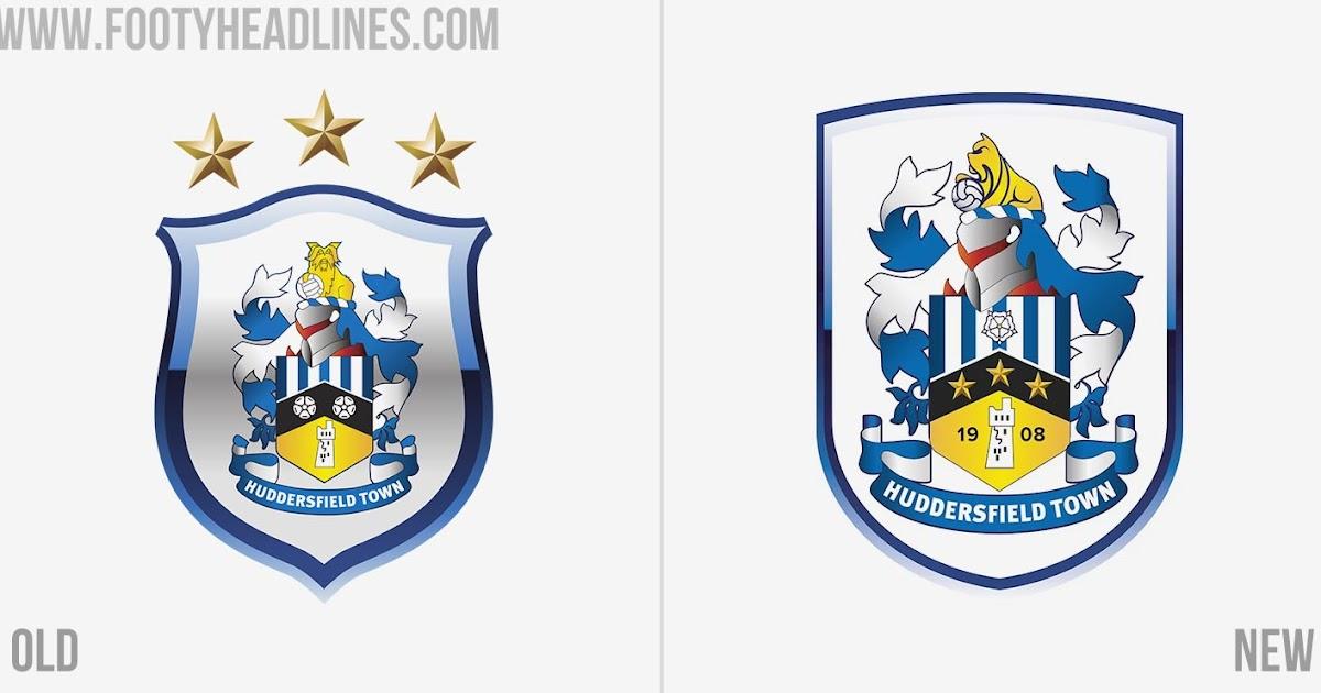 Huddersfield Unveil New Logo Footy Headlines