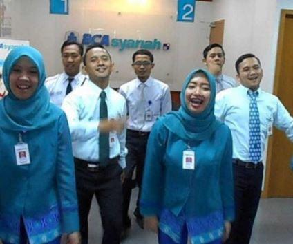 Alamat Lengkap dan Nomor Telepon Kantor Bank BCA Syariah di  Palembang