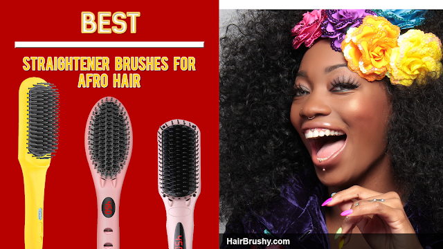 Best straightening brush for black hair