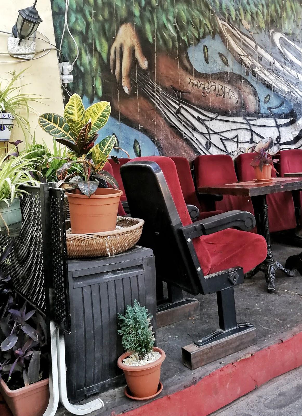 Malaga, Andalucia, Costa del Sol, restaurants