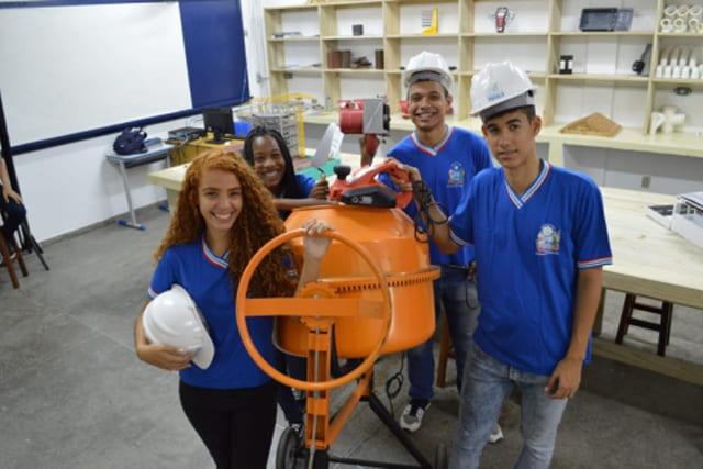 Governo da Bahia oferece 200 mil vagas em cursos gratuitos de qualificação
