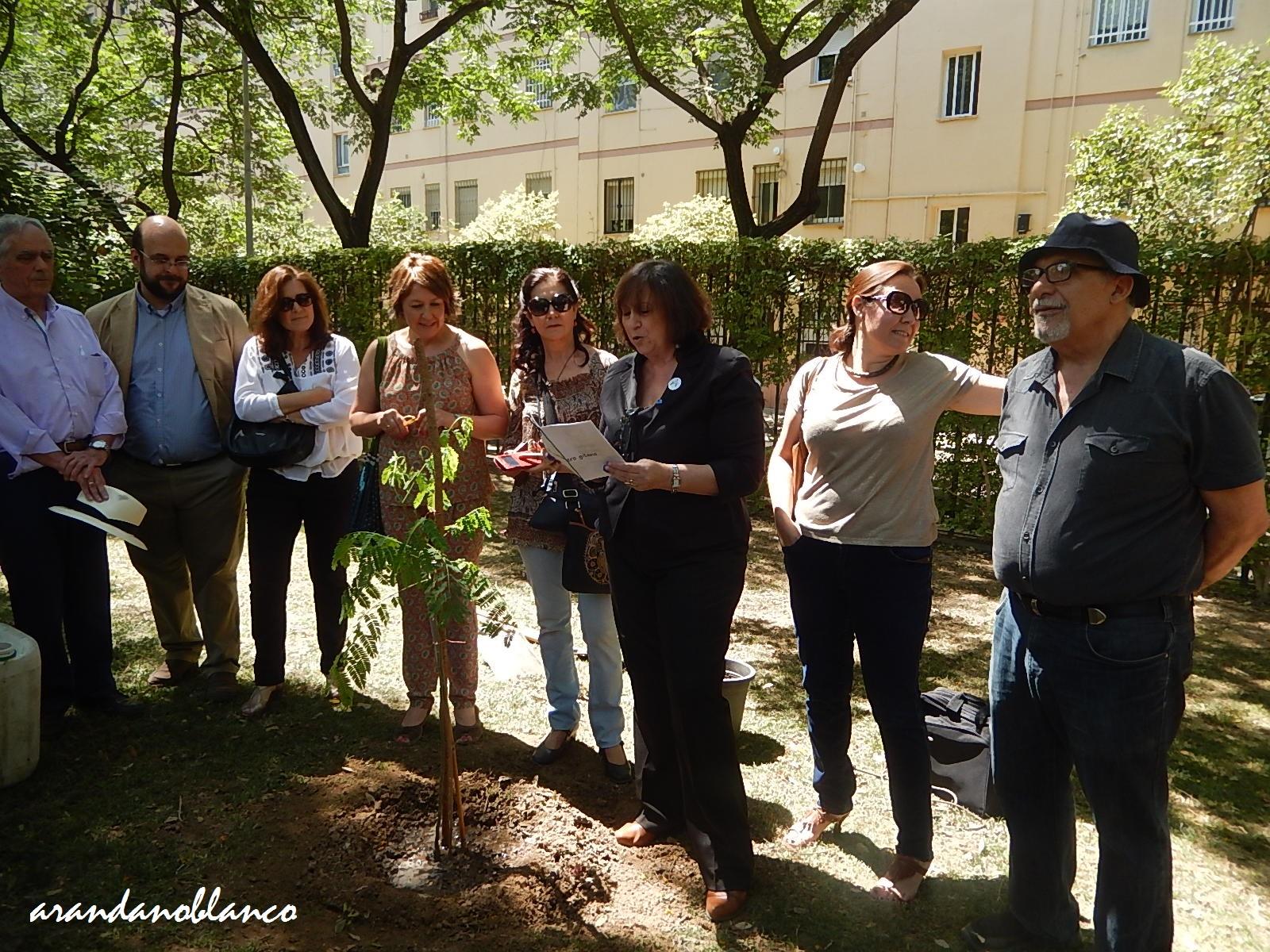 Plataforma ciudadana parques y jardines sevilla dia for Jardines de lorca