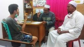 Meski Mendekam di Penjara, Tahanan Narkoba Polda Jambi Jadi Mualaf