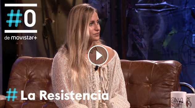 LA RESISTENCIA - Entrevista a Lucía Martiño LaResistencia 30 05 2018