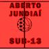 Aberto de futebol sub-13 começa com média exata de 2 gols por jogo