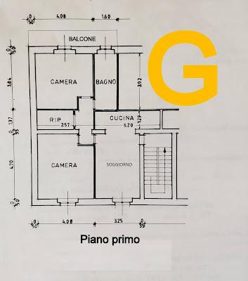 grosseto-vendita-appartamento-trilocale, fascia di prezzo 100-150, appartamento 3 vani in vendita a Grosseto, 3,5 vani