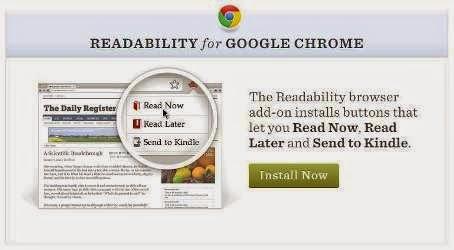 plug-in che migliora la leggibilità delle pagine Web