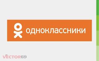 Logo OK.ru Odnoklassniki - Download Vector File CDR (CorelDraw)