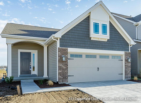 New Home For Sale - St Charles