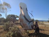 BIG Things South Australia | BIG Jandle in Port Germein