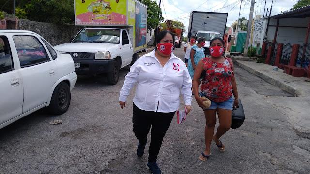 Vivimos en una Mérida, marcada por la desigualdad, Ninive Zúñiga
