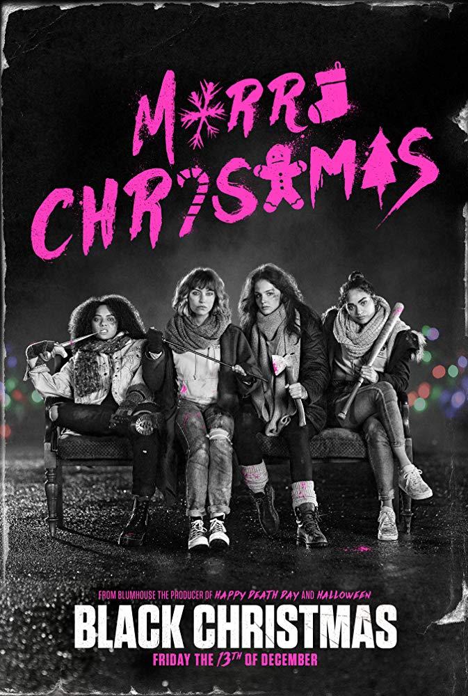 Estrenos cine Diciembre: Black Christmas o Navidad Sangrienta