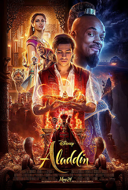 Sinopsis Film Aladdin (2019) - Will Smith, Naomi Scott