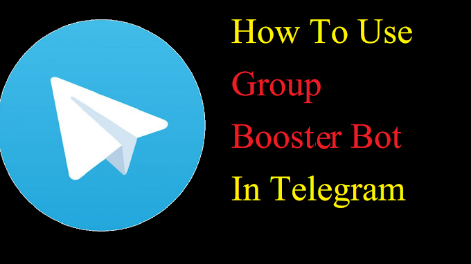 How To Use Group Booster Bot In Telegram Hindi 2021