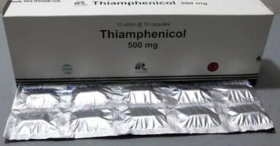 Harga Thiamphenicol Obat Infeksi Bakteri Terbaru 2017