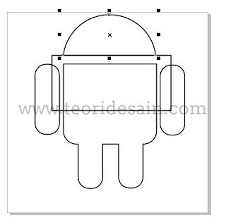 Cara Mudah Membuat Logo Android Menggunakan CorelDRAW9