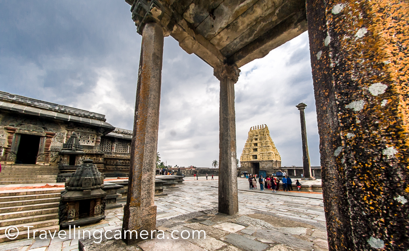 During my visit one of the guides also told that Belur & Halibid are also proposed for UNESCO world heritage because of it's 10th century heritage.
