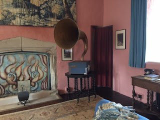 Eddy's room at Knole